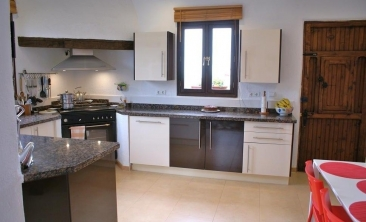 48 Kitchen from Sitting Room